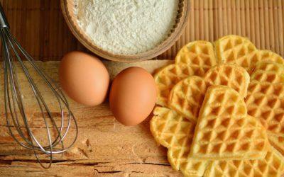 Cómo congelar bizcochos e ingredientes para repostería