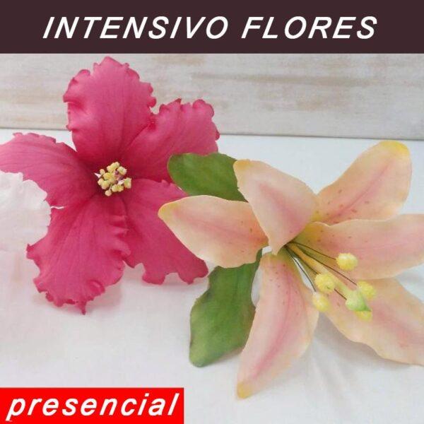 curso intensivo flores